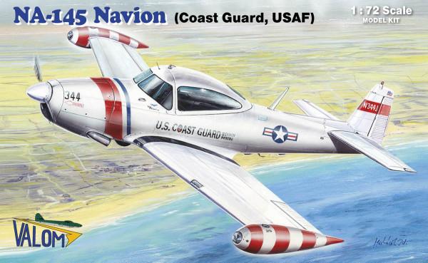 VM72134   N.A. NA-145 Navion ((USAF, Coast Guard) (thumb31332)