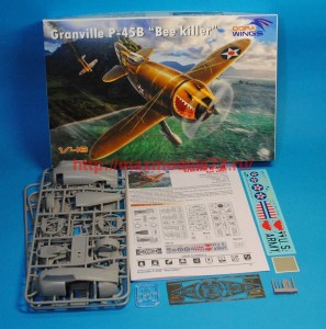 DW48010   Granville P-45B Bee Killer (attach1 34356)