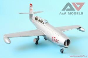 "AAM4802   Yak-23 DC ""Dubla Comanda"" training fighter (attach2 32542)"