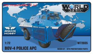 AMW72035   BOV-4 POLICE APC (thumb32346)