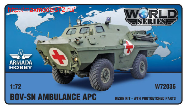AMW72036   BOV AMBULANCE APC (thumb32351)