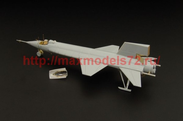 BRL144067   North American X-15 (thumb35299)