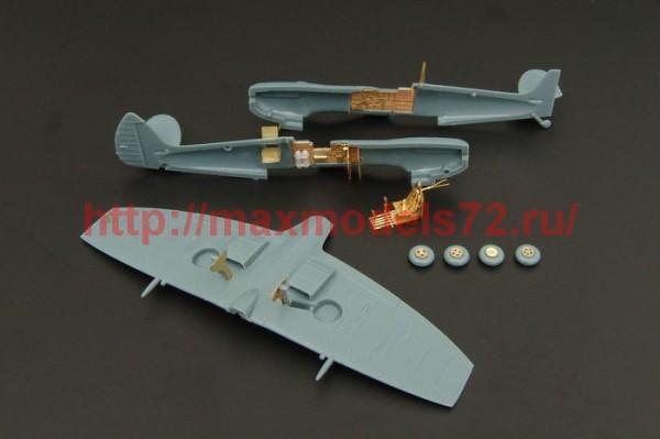 BRL144070   Spitfire Mk.IX (Eduard) (thumb35311)
