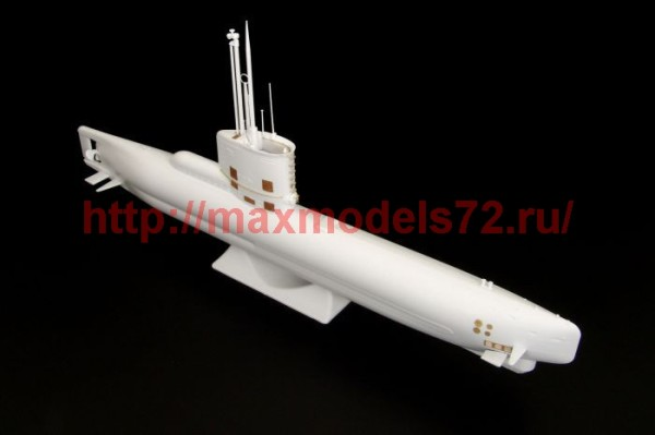 BRL144076   U-boot type XXIII exterior set (ICM kit) (thumb35335)