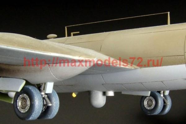 BRL144077   B29 antenas and AN/APQ-13 radar (thumb35339)