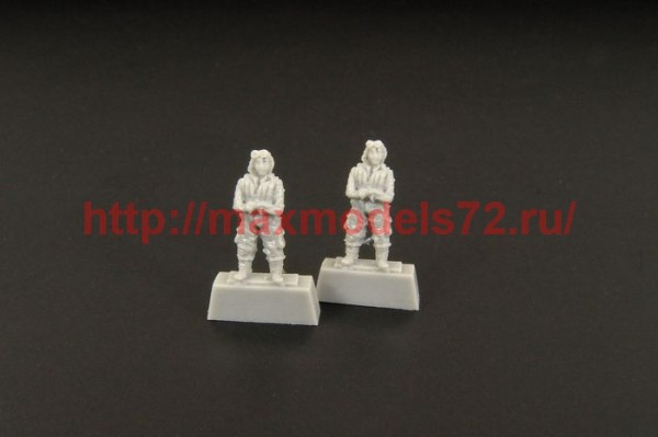 BRL144080   Japanese pilot WWII /(two pieces) (thumb35351)