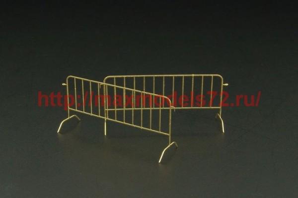 BRL144106   Mobile barriers 6pcs (thumb35454)