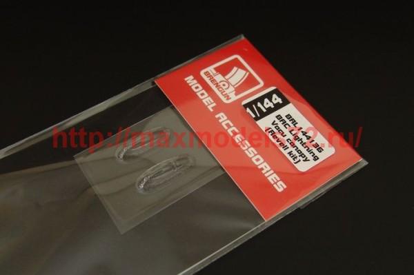BRL144136   BAC Lightning Vacu Canopy (Revell kit) (thumb35572)