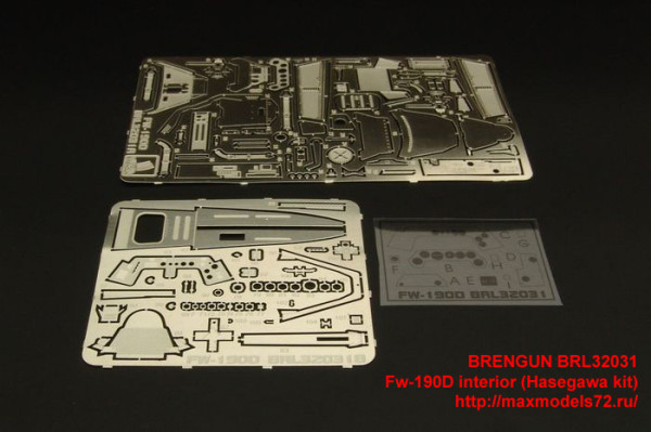 BRL32031   Fw-190D interior (Hasegawa kit) (thumb34257)