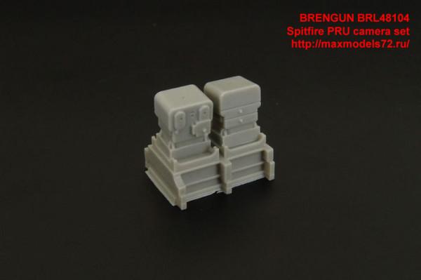BRL48104   Spitfire PRU camera set (thumb34253)