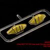 BRL72159   Ohka MXY7-K1 KAI (two seat) Canopy mask (Brengun kit) (thumb34230)