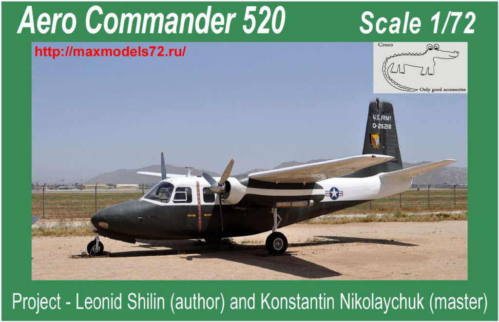 Croco72007   Aero Commander 520 (thumb33857)