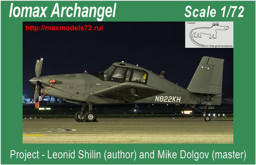 Croco72009   Iomax Archangel (thumb33861)