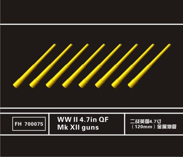 FH700075   WW II   4.7in QF Mk XII guns (thumb32001)