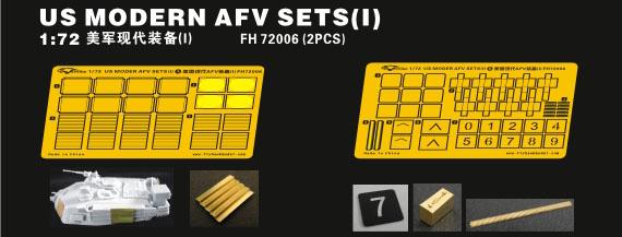 FH72006   US Modern AFV Sets(I) (thumb32307)