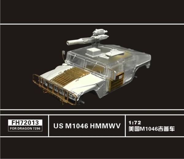 FH72013   US M1046 HMMMV(For Dragon 7296) (thumb32315)