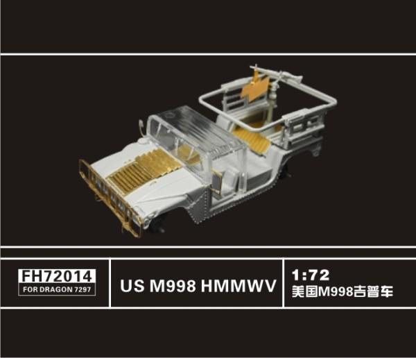 FH72014   US M998 HMMMV(For Dragon 7297) (thumb32317)