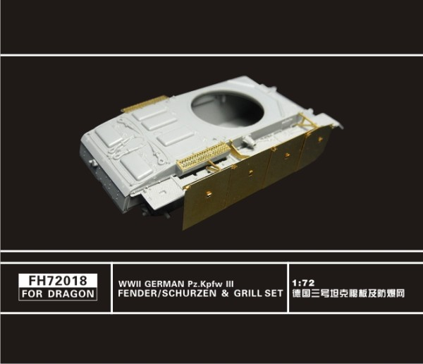 FH72018   German III Schurzen& Grill Set (thumb32321)
