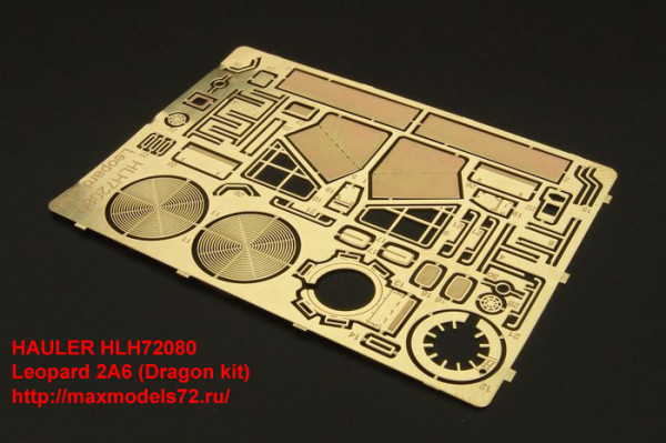 HLH72080   Leopard 2A6 (Dragon kit) (thumb34175)