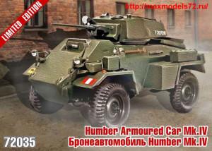 ZebZ72035   Бронеавтомобиль Daimler Armored Car Mk.IV (thumb34943)