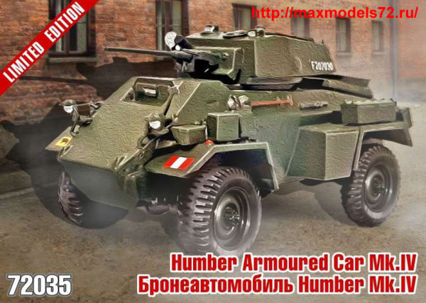 ZebZ72035   Бронеавтомобиль Daimler Armored Car Mk.IV (thumb34943)