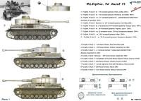 CD72071   Pz.Kpfw. IV Ausf. Н   Part I (attach1 32433)
