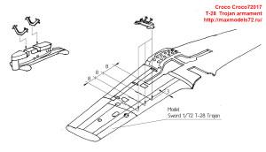 Croco72017   T-28  Trojan armament (attach1 40066)