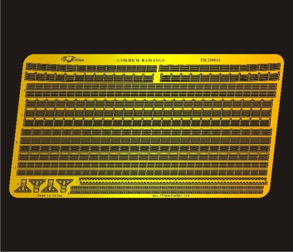 FH350014   WW II  DKM RAILING (thumb32779)