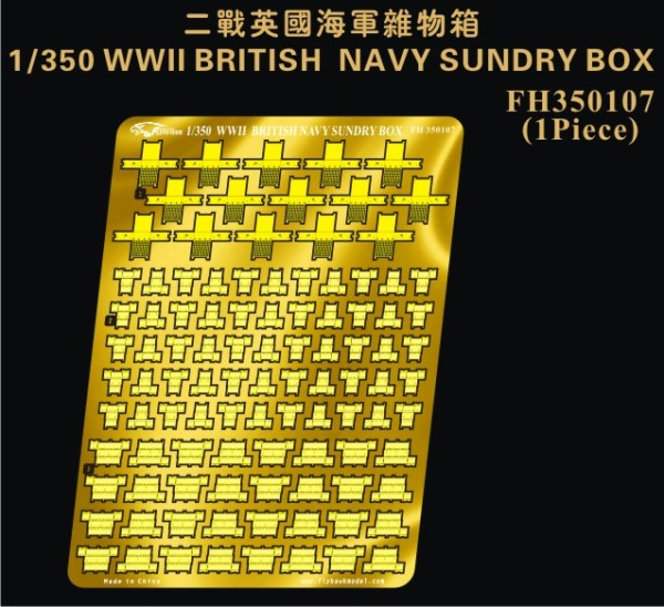 FH350107   WW II  British Navy Sundry Box (thumb32869)