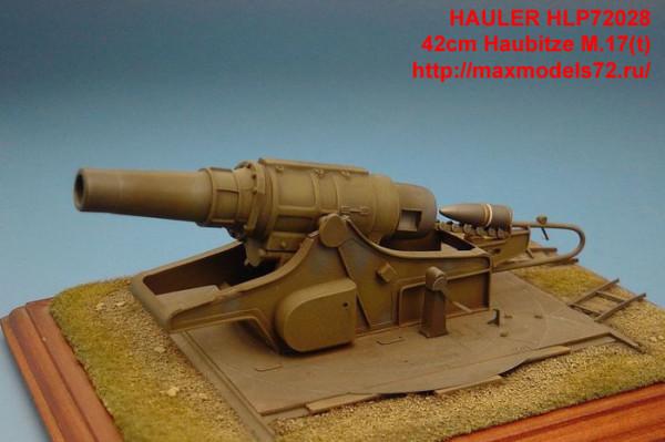 HLP72028   42cm Haubitze M.17(t) (thumb34163)