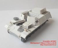 JK72007   Sturmpanzer II  Bison II 15cm s.I.G.33 (attach9 39139)