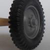 OKBS72280   Wheels for Mercedes G4, Continental GELANDE, early rim (attach3 34262)