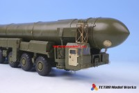 TetraME-72001   1/72 Russian ICBM Launcher TOPOL Detail up set for ZVEZDA (attach1 32179)