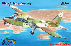 VM48009   Britten-Norman BN-2A Islander (IAF) (thumb33836)