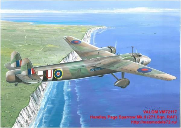 VM72117   Handley Page Sparrow Mk.II (271 Sqn. RAF) (thumb33842)