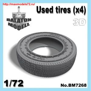 BM7268   Used tires set (4pcs.) (thumb33799)