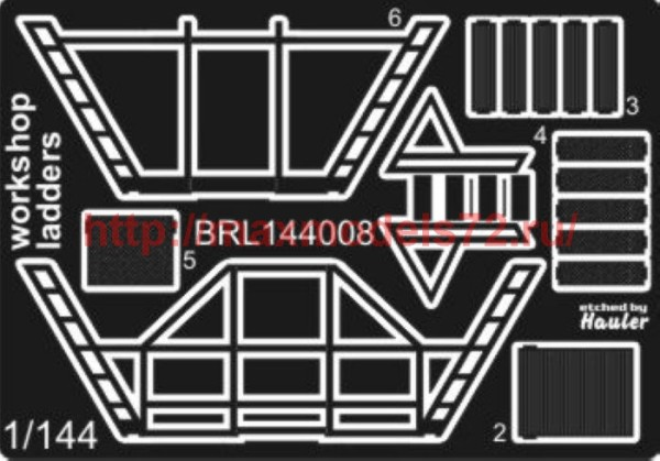 BRL144008   Workshop ladders (thumb35082)