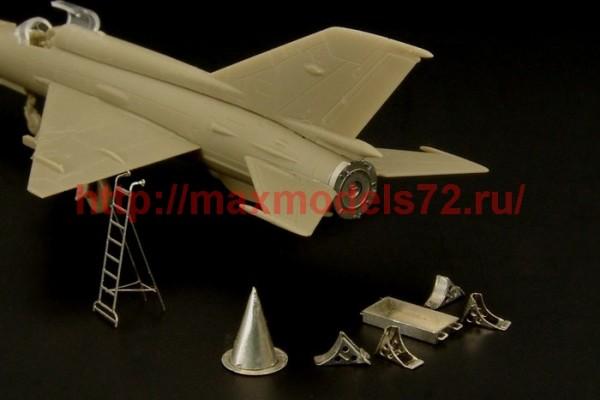 BRL144036   MIG-21 maintenance accessories (Eduard/Atack) (thumb35190)