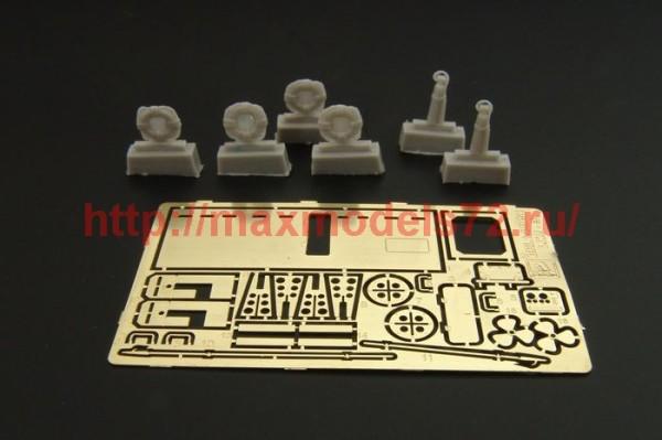 BRL144051   US LCM 3 detail set (Trumpeter) (thumb35247)