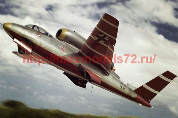 BRP144005   He-162D Volksjeager (thumb35028)