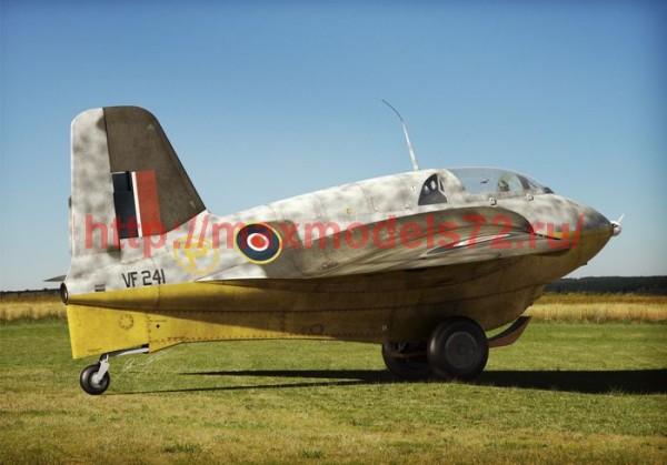 "BRP144009   Me-163B KOMET ""War prizes"" (thumb35043)"