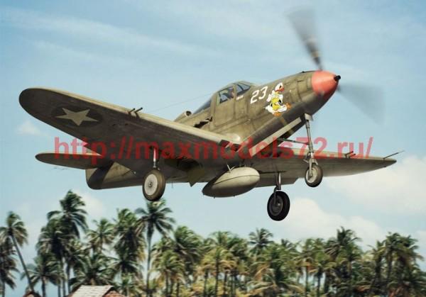 BRP144011   P-39 D-F-K Airacobra (thumb35051)