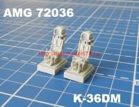 АМG 72036   Катапультное кресло К-36ДМ (attach1 40288)