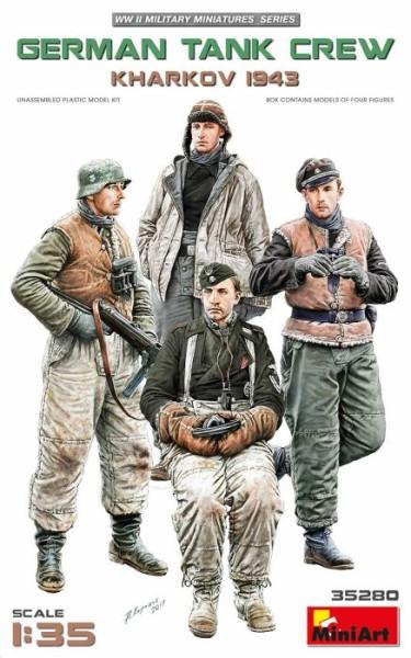 MA35280   German tank crew. Kharkov, 1943 (thumb39921)
