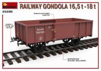 MA35296   Railway Gondola 16,5-18 t (attach1 39942)