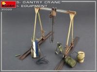 MA35589   5 Ton Gantry Crane & Equipment (attach2 39968)