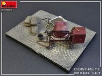 MA35593   Concrete Mixer Set (attach2 39976)