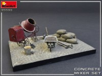 MA35593   Concrete Mixer Set (attach3 39976)