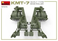 MA37070   KMT-7 Early Type Mine-Roller (attach2 39822)