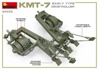 MA37070   KMT-7 Early Type Mine-Roller (attach5 39822)